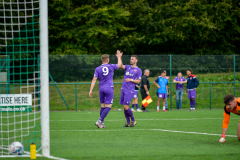 St Martins v Hinckley AFC FA  Vase first qualifying round Sept 2021