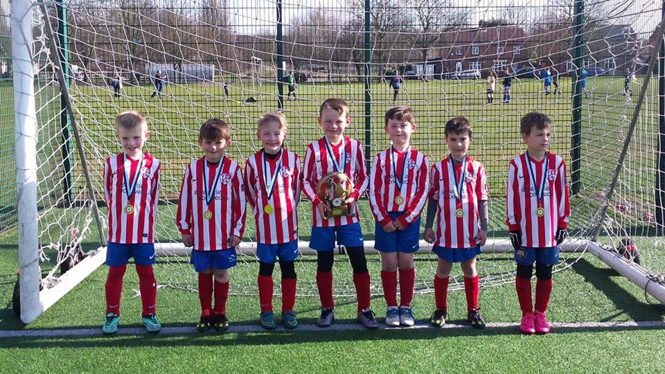 Minis champions